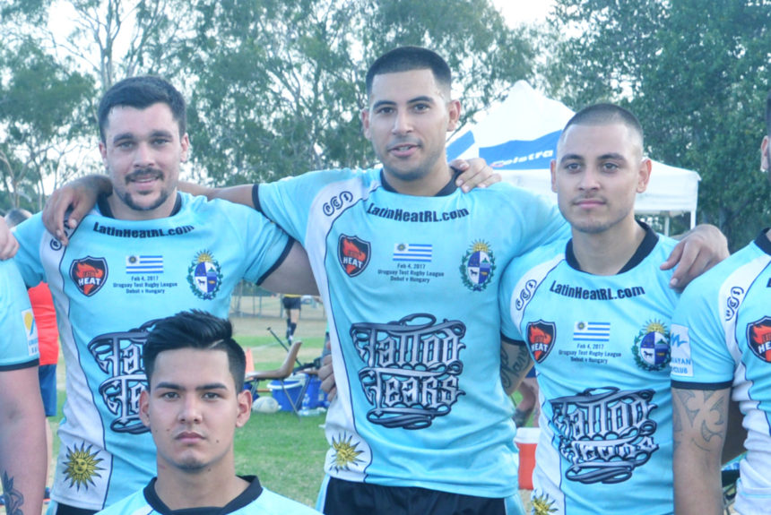 Holy Toledo Putting Uruguay Rugby League on the Map