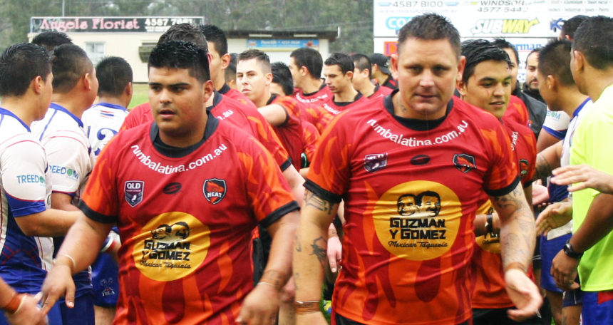 No love lost in passionate exchange before Latin American Rugby League Championship