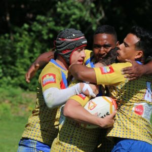 Inside Story: Leading Colombia to a First Rugby League Victory