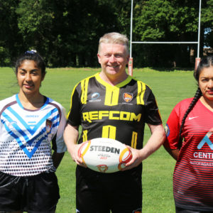 Inside Report on Latin American Rugby League Championship