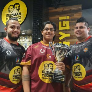 GYG Latino Nines Preview