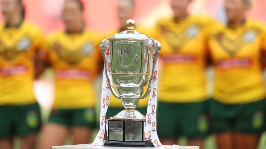 History made as Rugby League World Cup lands in Brasil