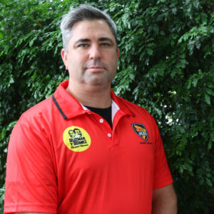 Former Bronco, Crusher is new Latin Heat Rugby League president