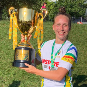 """""""I fell in love"""": Brasil's Margrith Weiss and the Rugby League World Cup draw"""