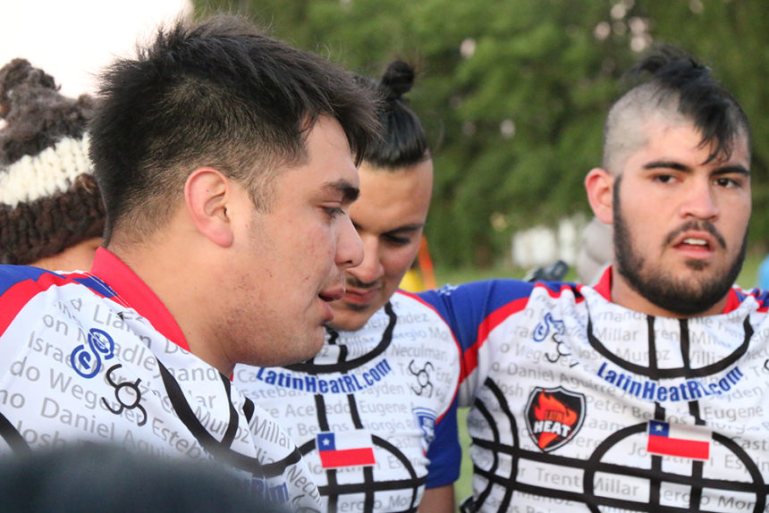 Chile determined to claw their way back in rugby league