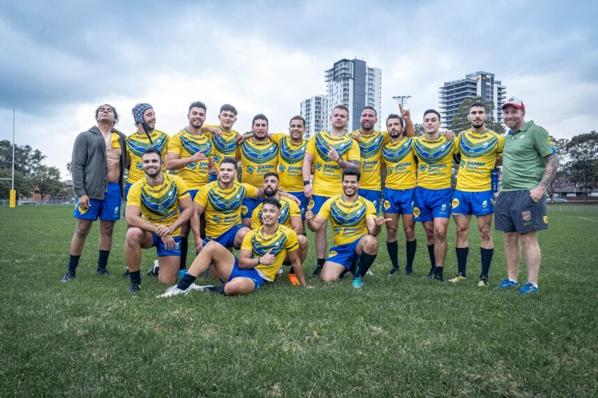 Brasil Rugby League announces new coach, fixture