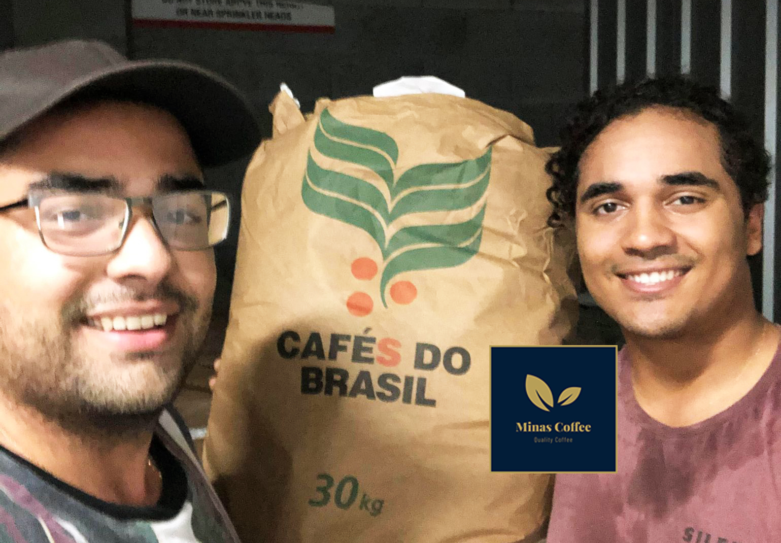 Brothers Heitor and Hector Hilberto aim to give supporters a taste of Brasil